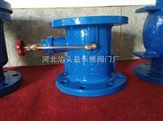 水力控制阀遥控浮球阀性能特点及生产批发