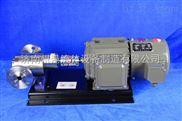 小流量齿轮泵、齿轮计量泵