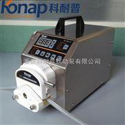 科耐普基本型耐腐蚀蠕动泵恒流泵价格