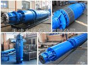 大流量深井泵-长轴深井潜水电泵