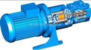 供应乐清发电厂配套进口螺杆泵及备件