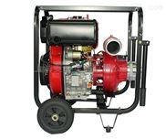 4寸柴油机高压力冲洗泵