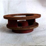 2寸立式单级离心泵配件 直联式管道泵托架