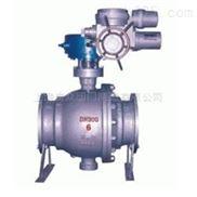 电动球阀|Q947F电动固定式卸灰球阀