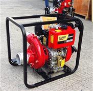 烟台市4寸自吸式柴油机离心泵污水泵杂质泵