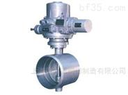 D963H电动对焊蝶阀