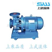 ISWB卧式管道油泵离心泵