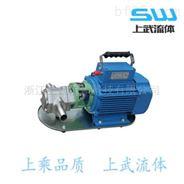 WCB型手提式齿轮油泵