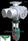Z973X型大口徑電動法蘭漿液閥
