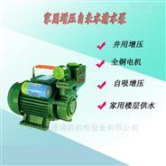 550W旋涡式清水泵凌霄牌家用电动井水自吸泵