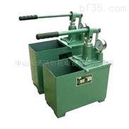 SYL-28手动试压泵 4Mpa管道水流测压打压泵