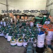 BQS20-65-11/NBSQ)系列高耐磨高浓度大小流量全扬程矿用排沙立泵*晋中