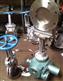不锈钢高温耐磨排渣阀