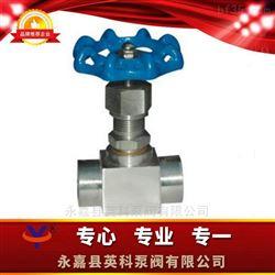 FJ61W型高温高压承插焊针型阀