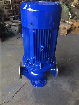 朴厚ISG65-100型立式管道离心泵厂家直销