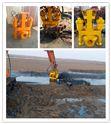 挖機液壓清淤泵-節省施工人員費用