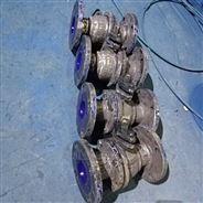 搪瓷耐耐强酸球阀 Q41TC-10 DN100