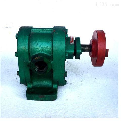 導熱油泵 2CY系列耐溫齒輪油泵