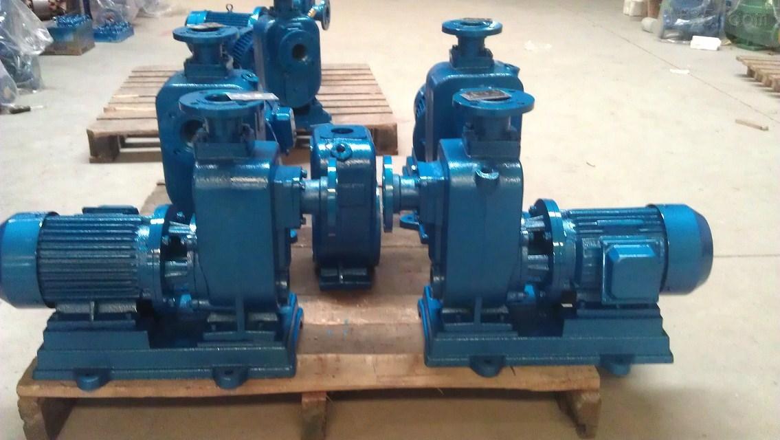 100BZ-40直聯型清水自吸泵