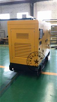 静音100kw三相翰丝柴油发电机