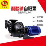 耐酸碱化工自吸泵 广东台风污水自吸水泵