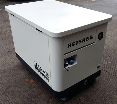 15千瓦静音三相汽油发电机