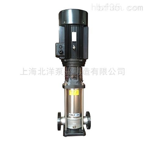 CDLF多级离心泵
