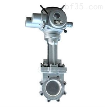 专业生产PZ973TC电动耐磨陶瓷刀闸阀