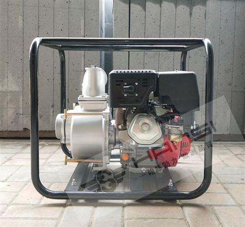 矿山抽水4寸汽油机泥浆泵