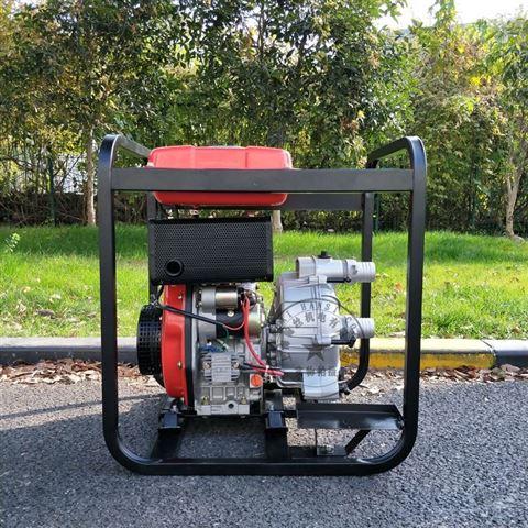 柴油机污水泵泥浆泵高压流量泵