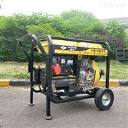 移動式6KW單相柴油發電機