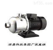 CHLK輕型臥式不銹鋼多級泵