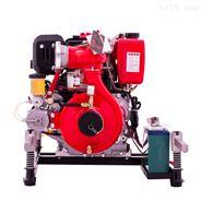 2.5寸65口径柴油机消防水泵