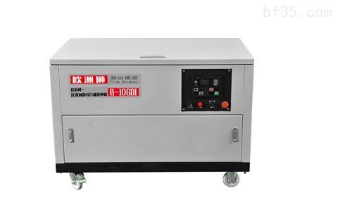小型35kw靜音汽油發電機有什么特點